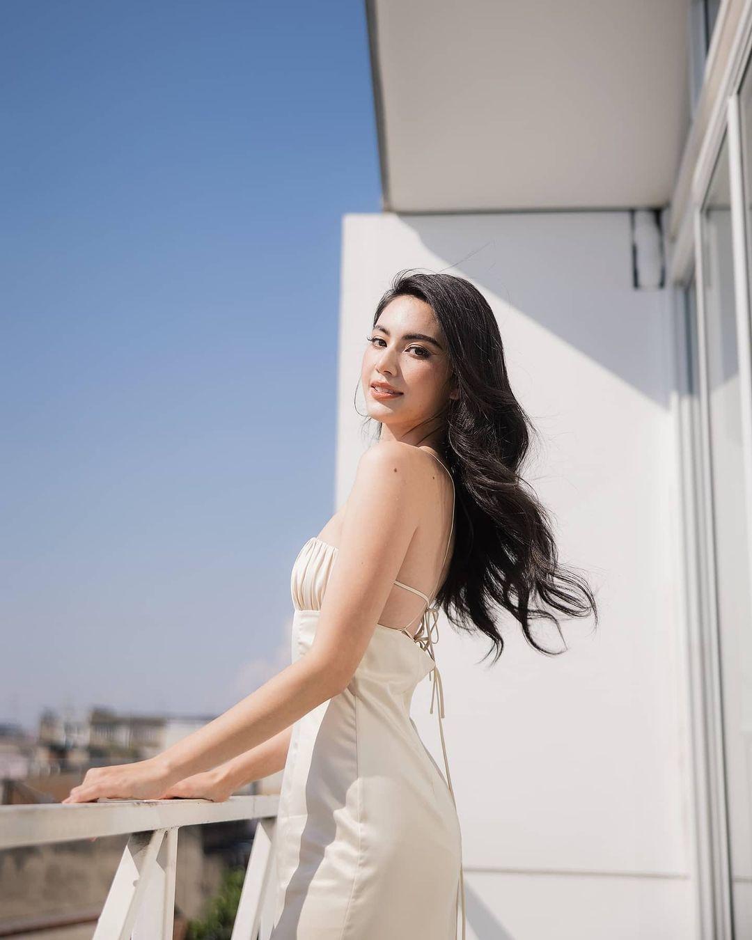 Hết Hà Tăng đến Mai Davika lăng xê, đây đúng là kiểu váy hot nhất Hè này rồi - Ảnh 3.
