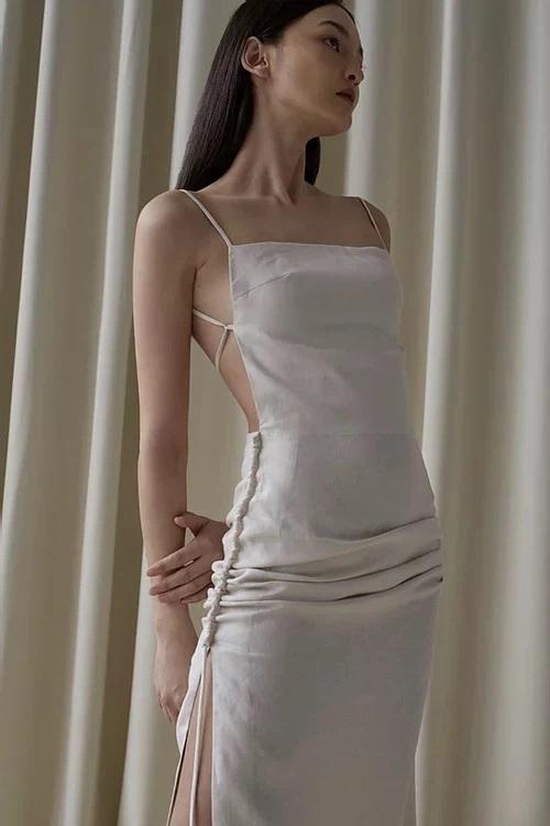 Hết Hà Tăng đến Mai Davika lăng xê, đây đúng là kiểu váy hot nhất Hè này rồi - Ảnh 4.