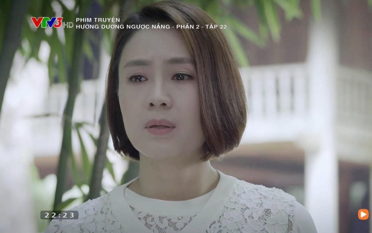 """Hướng dương ngược nắng: Châu khóc hối hận khi suýt hại Minh, Kiên vẫn """"mặt dày"""" tìm đến tận nhà đòi gặp tình cũ"""