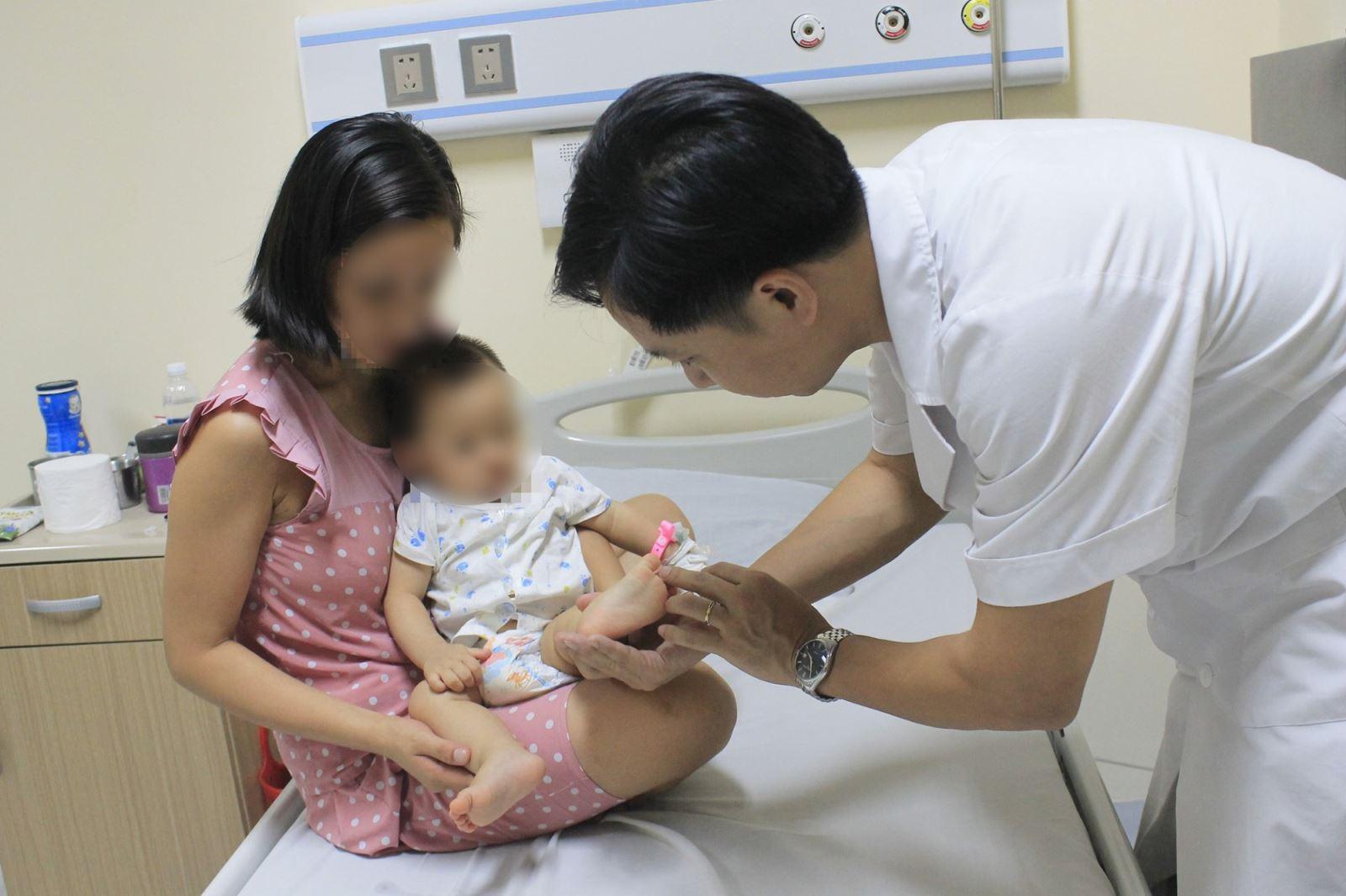 28 quận, huyện của Hà Nội đã xuất hiện dịch tay chân miệng - Ảnh 1.