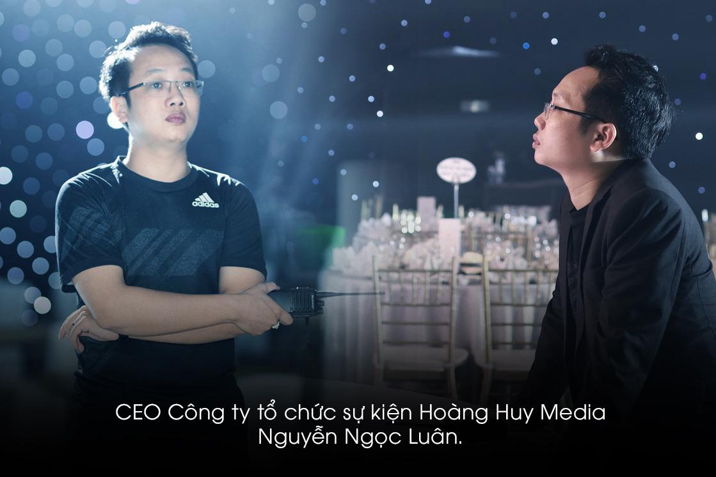 """CEO Hoàng Huy Media Luân Nguyễn – Người """"thổi hồn cảm xúc"""" cho nhiều sự kiện - Ảnh 1."""