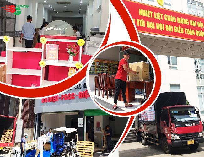 SG Moving - Dịch vụ chuyển nhà giá tốt, cam kết bồi thường 100% giá trị tài sản nếu mất hỏng - Ảnh 2.