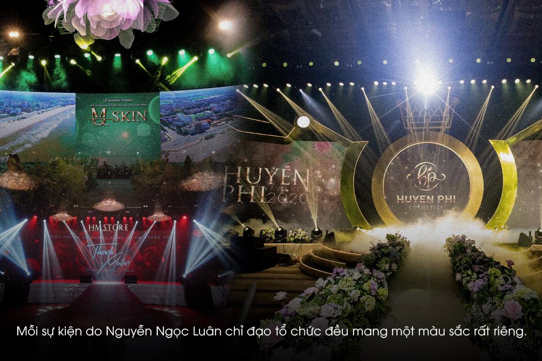 """CEO Hoàng Huy Media Luân Nguyễn – Người """"thổi hồn cảm xúc"""" cho nhiều sự kiện - Ảnh 4."""