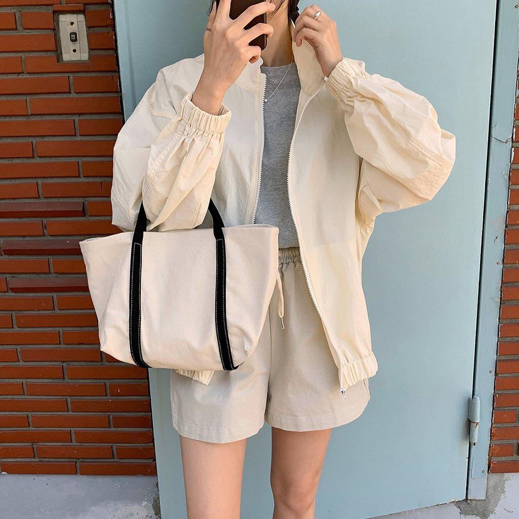 Mùa hè nóng nực, chị em nào muốn mặc quần short mà xinh như gái Hàn thì bơi vào đây! - Ảnh 8.