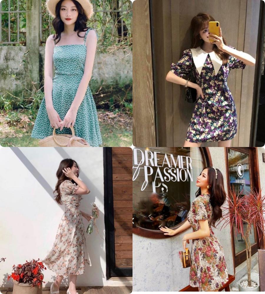 váy hoa - Ảnh 4.