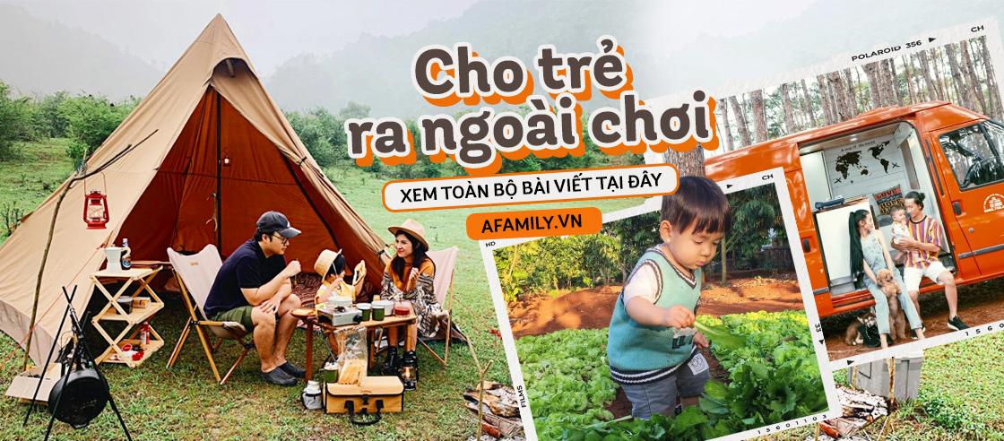 Hội chị em phát sốt vì loạt ảnh cắm trại đẹp lung linh của gia đình hot mom Ngọc Mon, ai cũng bất ngờ vì địa điểm ven sông ngay giữa lòng Hà Nội - Ảnh 8.