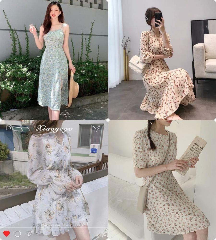 váy hoa - Ảnh 8.