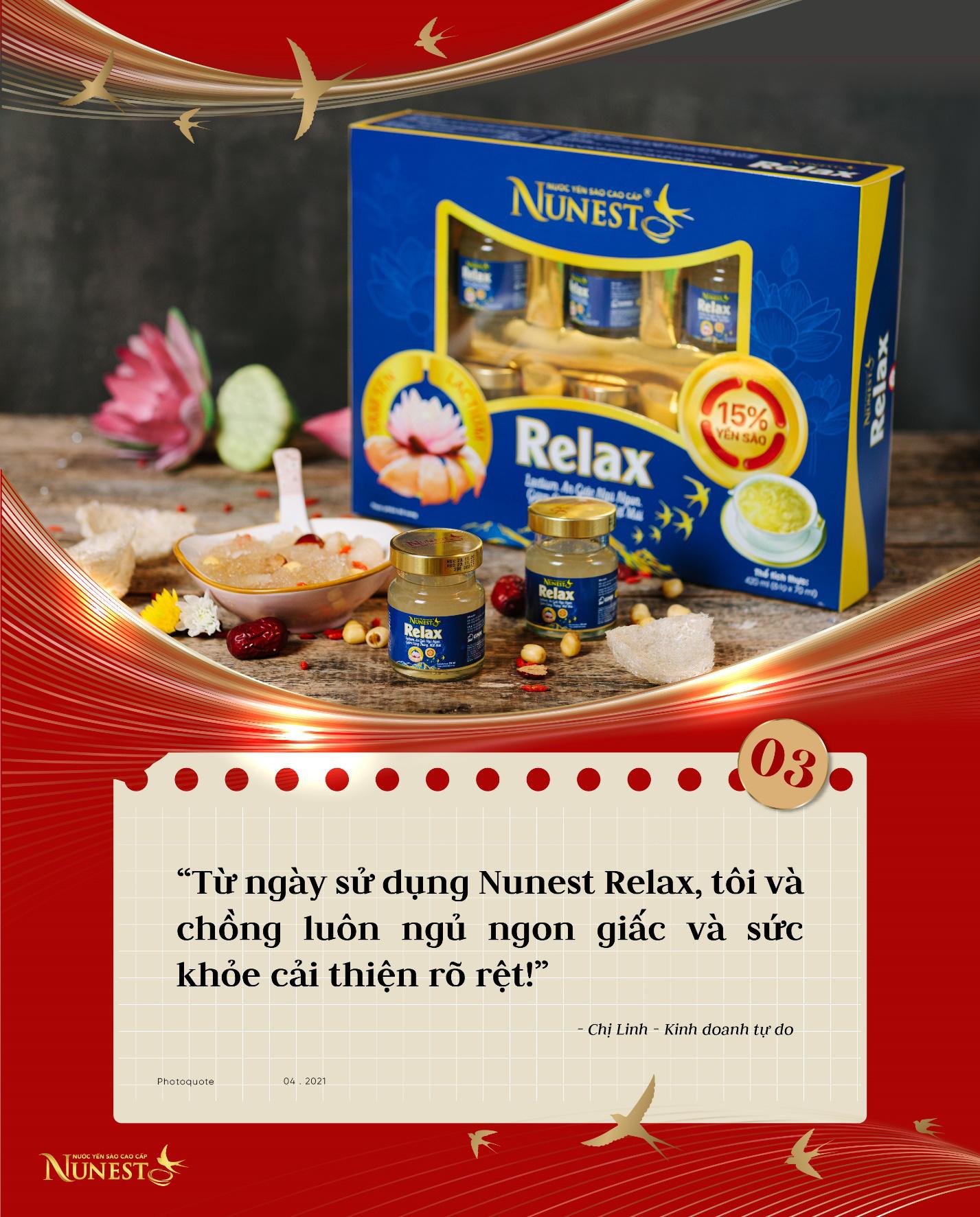 """Top 5 siêu phẩm """"đắt xắt ra miếng"""" trong Combo dinh dưỡng cho cả nhà của thương hiệu yến sào Nunest - Ảnh 3."""