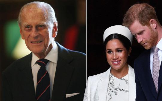 """Sau sự ra đi của Hoàng tế Philip, nhà Meghan lần đầu cảm thấy """"hối tiếc"""" vì cuộc phỏng vấn bom tấn nhưng vẫn ngang ngược tự bào chữa"""