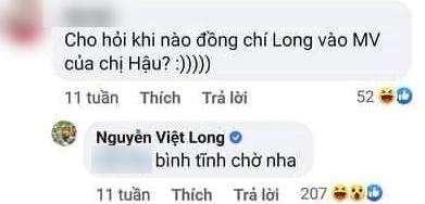 """Mũi trưởng Long úp mở chuyện làm nam chính trong MV mới của Hậu Hoàng, lý do giảm cân để lên hình """"ngon trai""""? - Ảnh 3."""