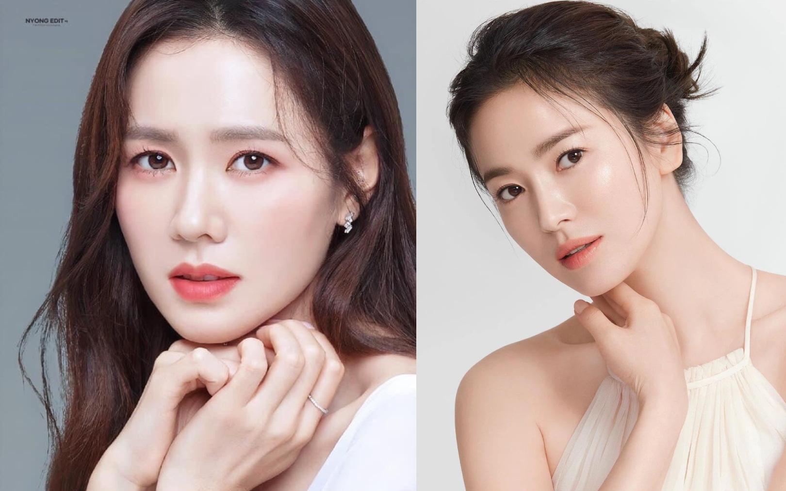 """Son Ye Jin tái xuất, đối đầu với Song Hye Kyo để """"rửa hận"""" sau khi bị truyền thông xứ Hàn cho rằng không cùng đẳng cấp?"""
