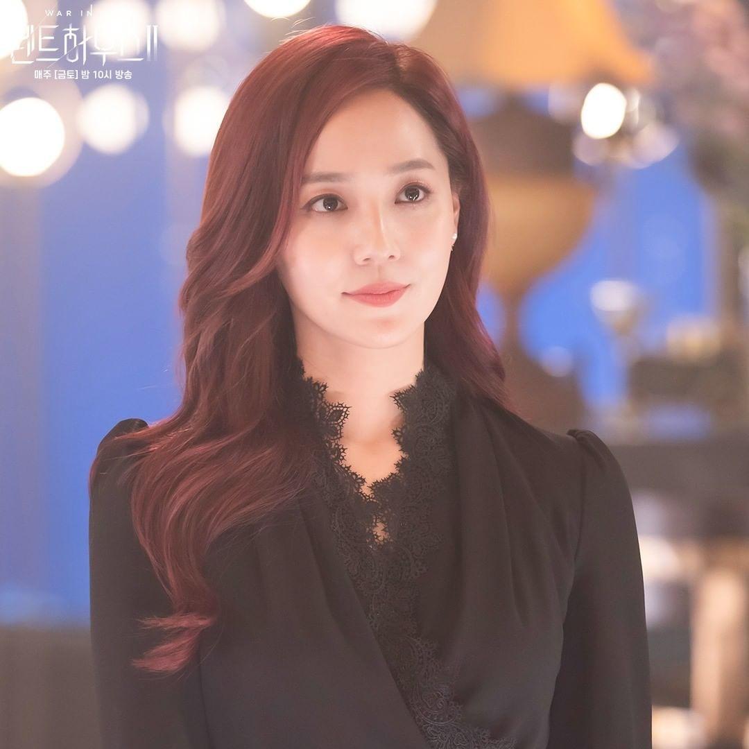 4 màu tóc nhuộm đang hot rần rần trong phim Hàn 005