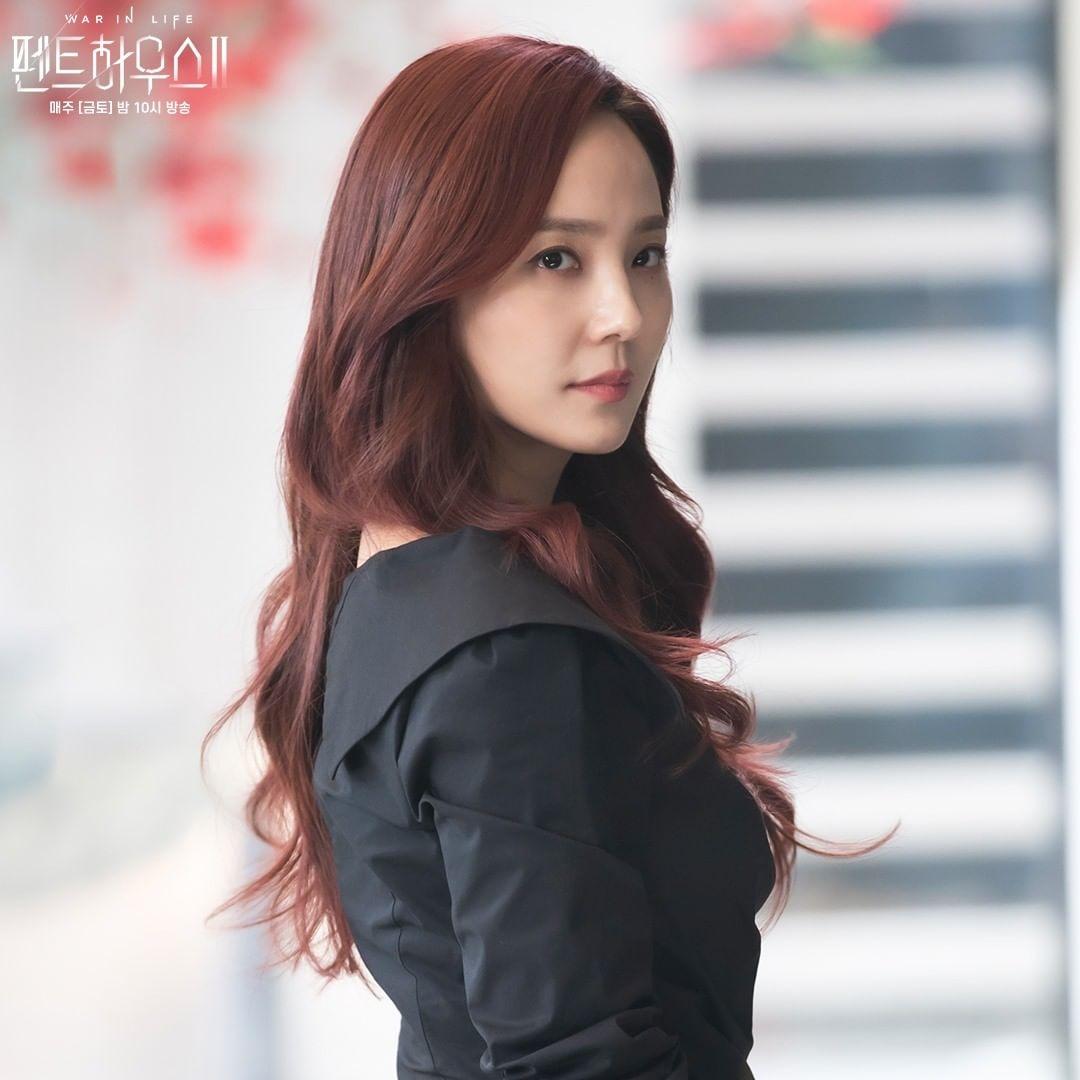 4 màu tóc nhuộm đang hot rần rần trong phim Hàn 008