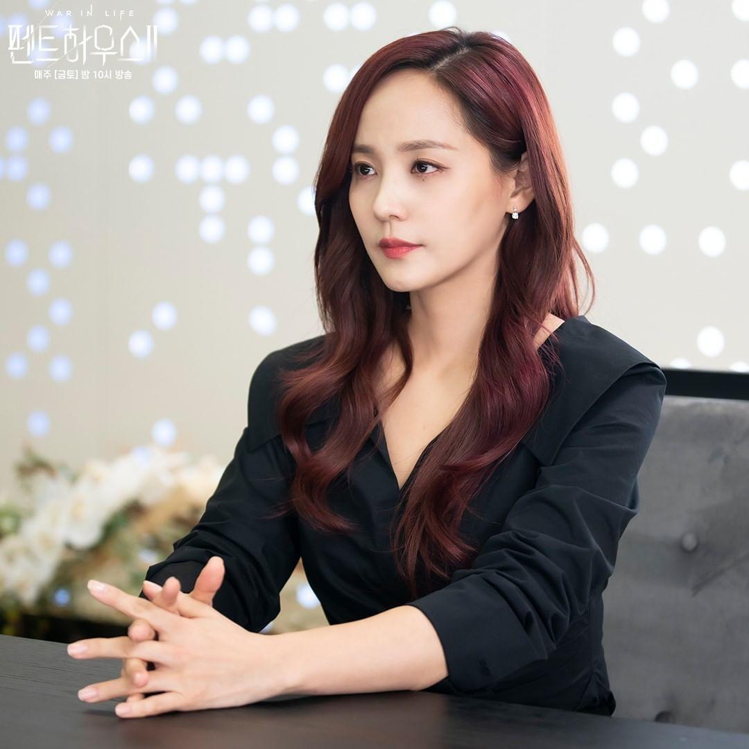 4 màu tóc nhuộm đang hot rần rần trong phim Hàn 006