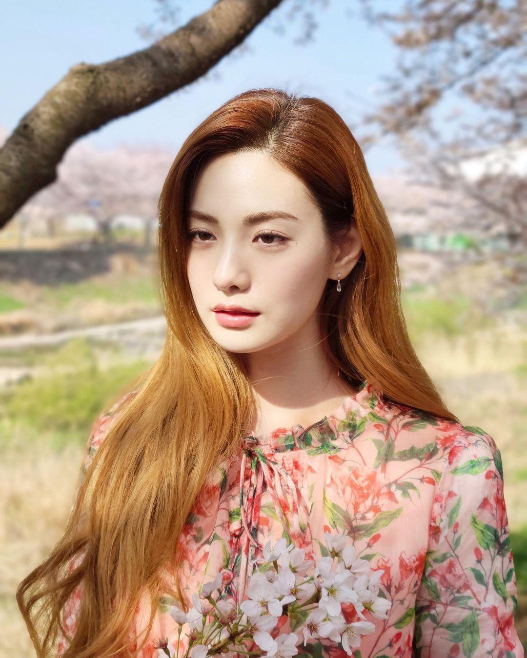 4 màu tóc nhuộm đang hot rần rần trong phim Hàn 001