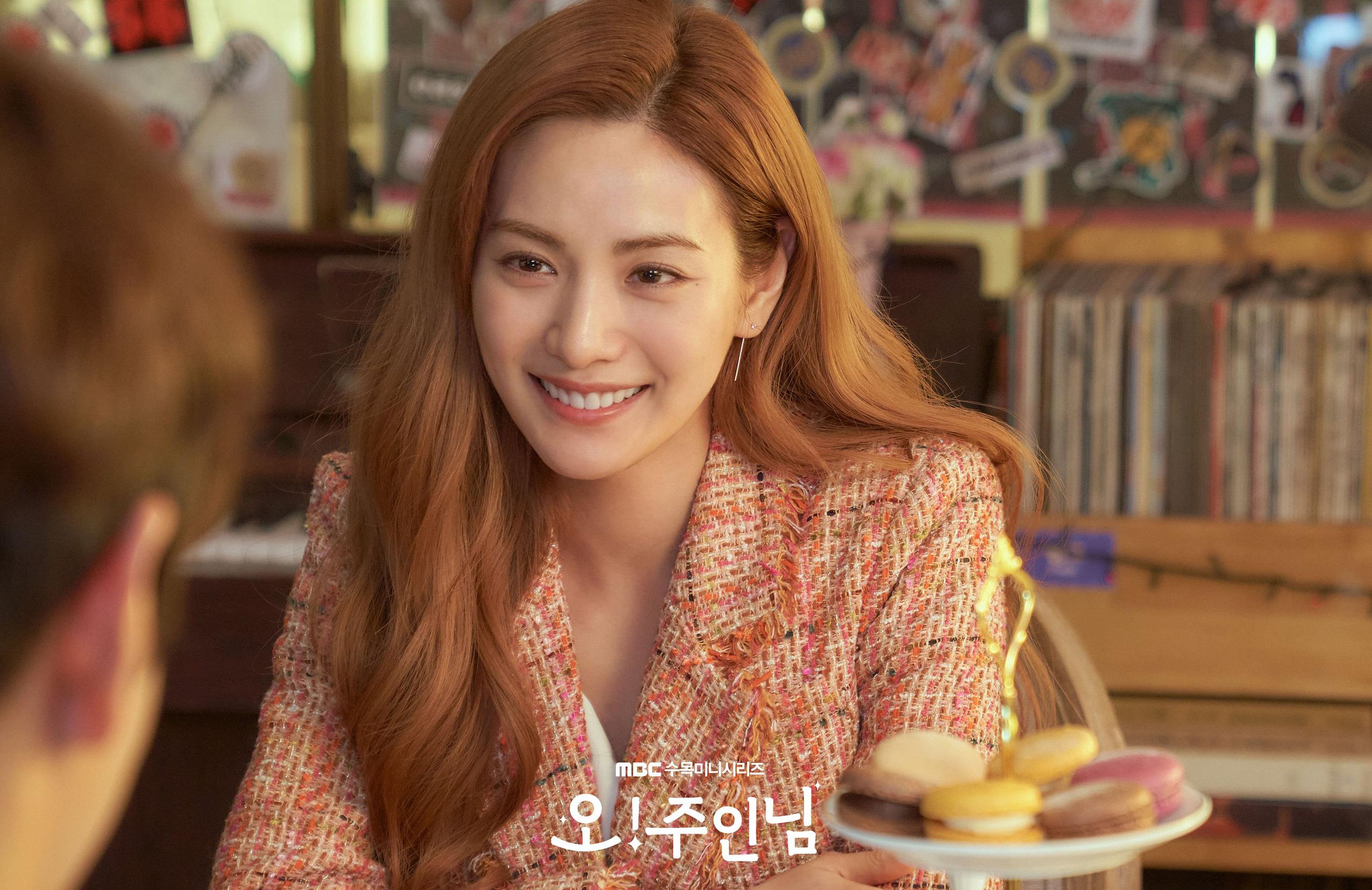 4 màu tóc nhuộm đang hot rần rần trong phim Hàn 004