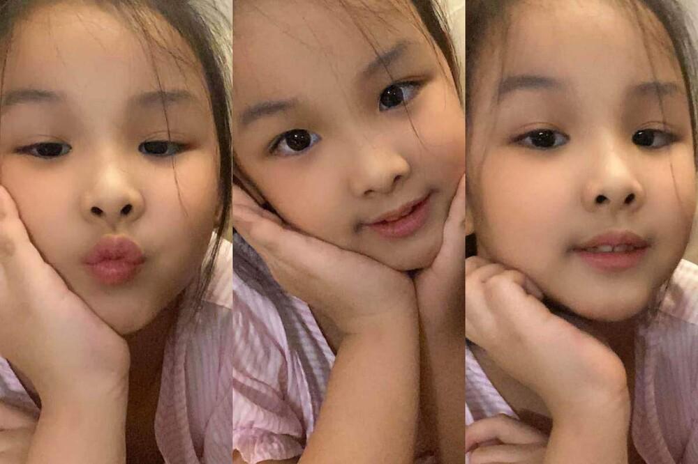 Con gái của hoa hậu - Ảnh 2.