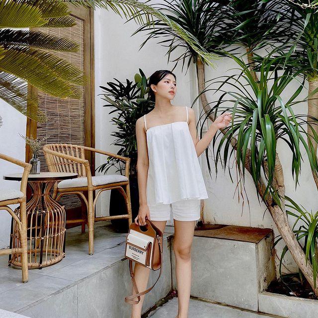 Lên cô dâu xinh đẹp xuất sắc, ngoài đời thường vợ của Phan Mạnh Quỳnh còn là quý cô hàng hiệu, mỗi ngày diện một chiếc túi xa xỉ đụng hàng cả dàn sao Vbiz - Ảnh 9.