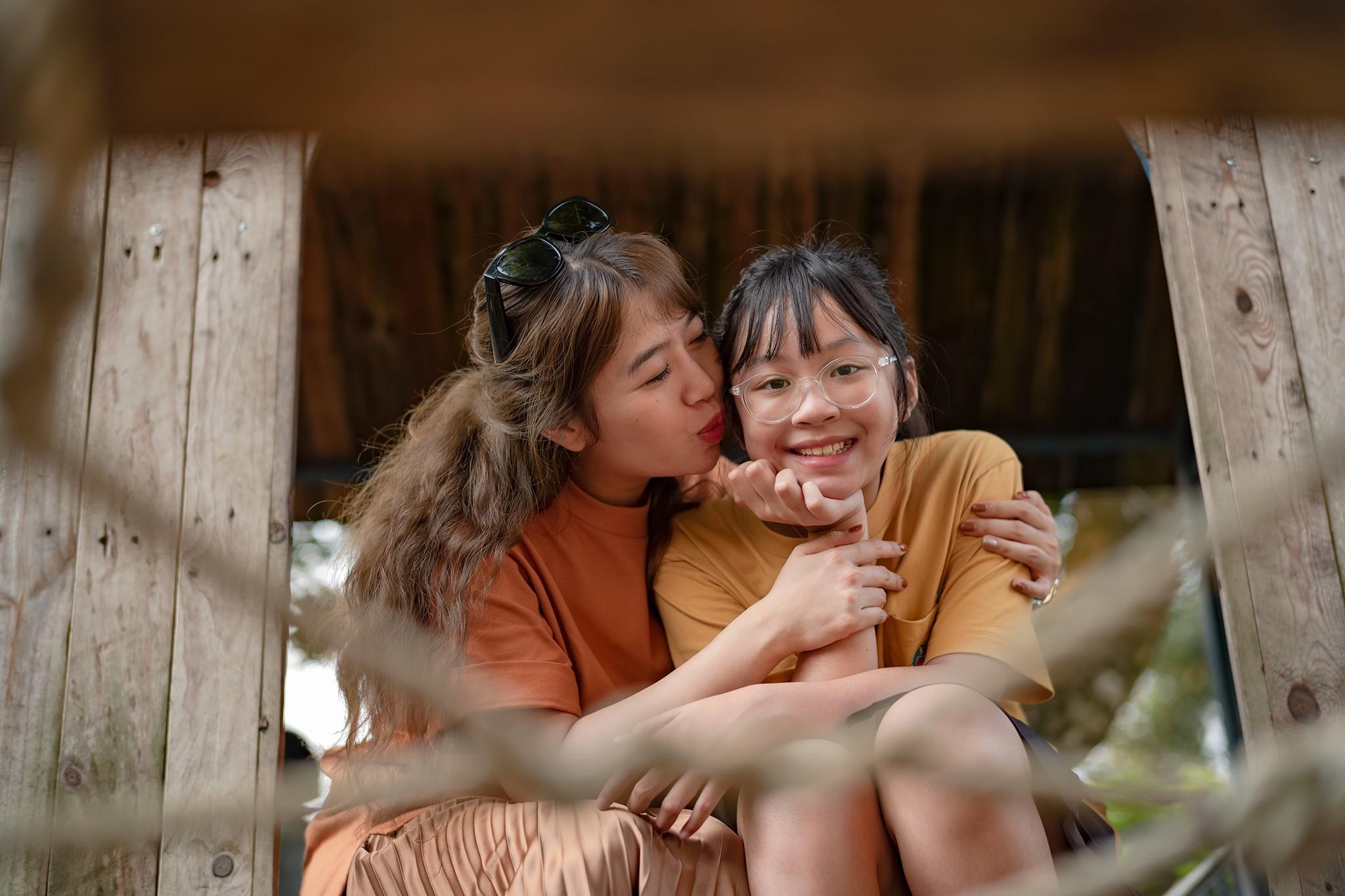 Con gái MC Diệp Chi mới 9 tuổi đã cao gần bằng mẹ, học cực giỏi lại ngoan, bí kíp gói gọn trong 2 việc đơn giản mẹ nào cũng có thể học theo - Ảnh 10.