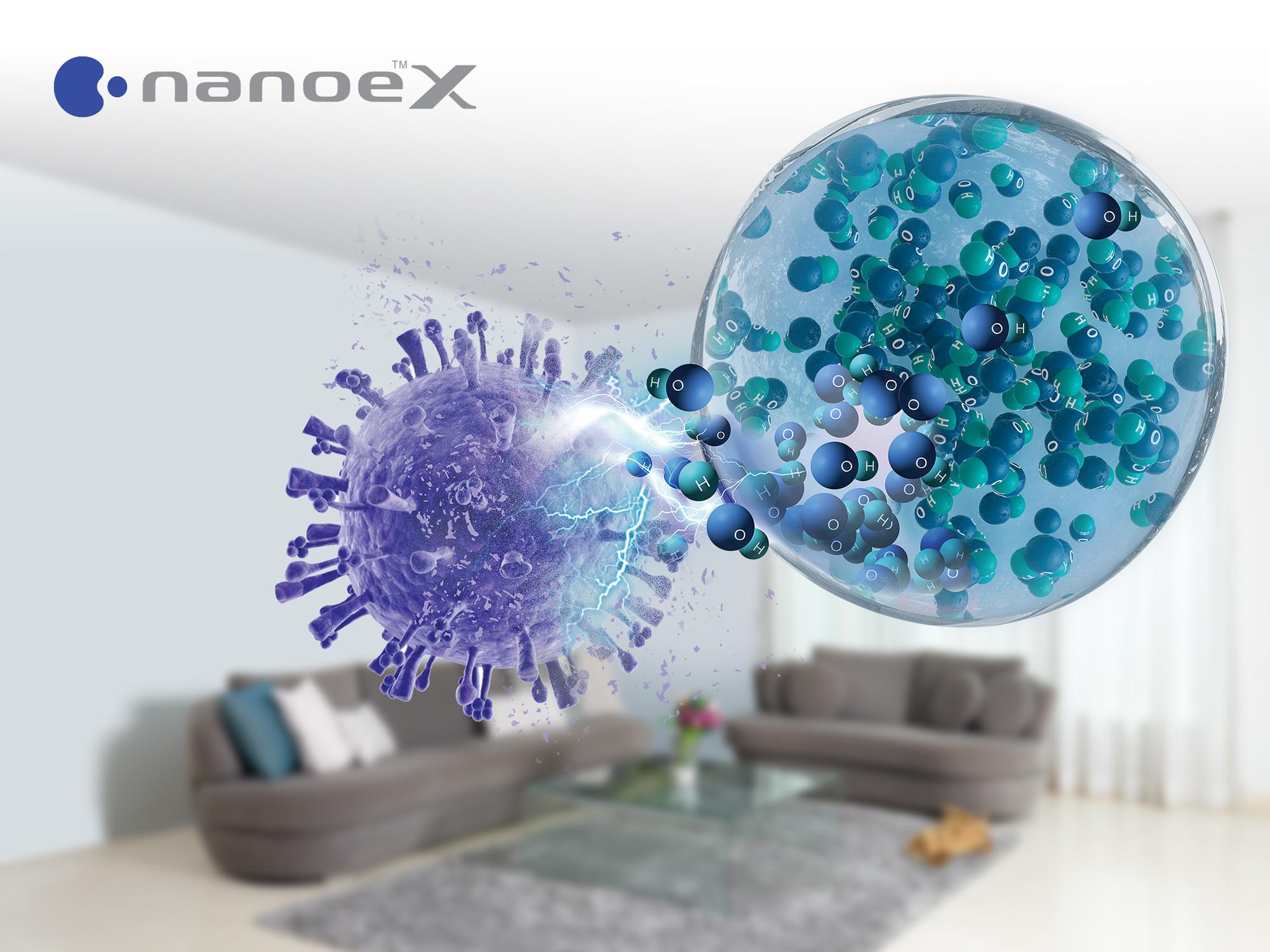Công nghệ ức chế virus SARS-CoV-2 trong không gian kín - Ảnh 3.