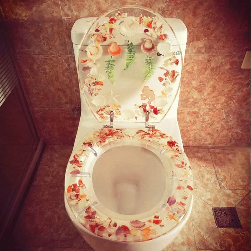 """Bạn có sẵn sàng bỏ 5 triệu để sở hữu chiếc nắp bồn cầu """"nở hoa"""" này trong nhà tắm? - Ảnh 6."""