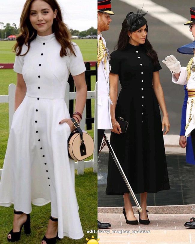 12 bộ đầm đen gây bão Hoàng gia Anh: Ngoài những sự kiện quan trọng thì hai cô con dâu thua hết mẹ chồng ở khoản sexy o ép vòng 1 - Ảnh 15.
