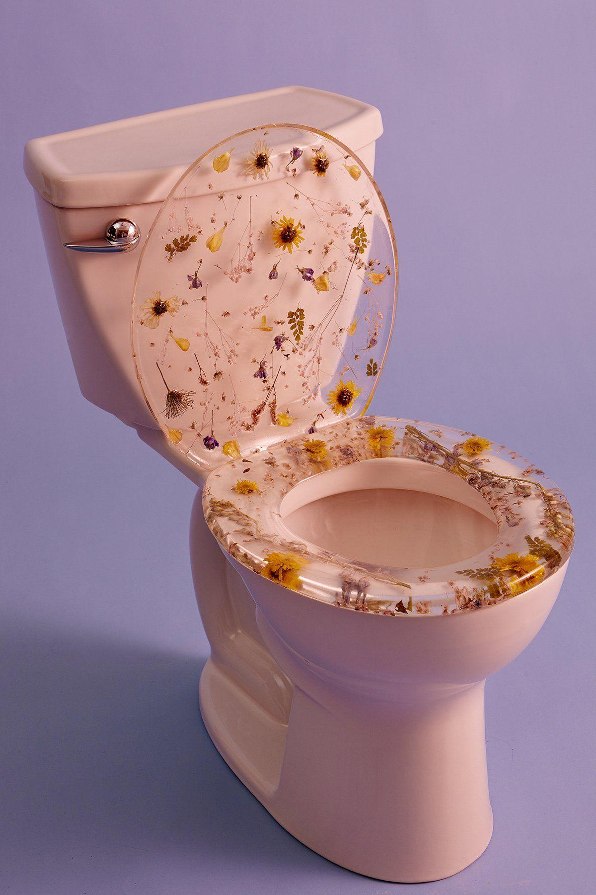 """Bạn có sẵn sàng bỏ 5 triệu để sở hữu chiếc nắp bồn cầu """"nở hoa"""" này trong nhà tắm? - Ảnh 2."""