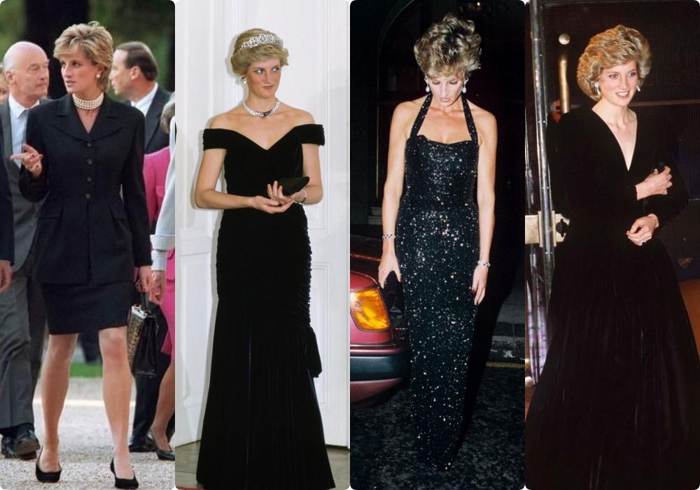 12 bộ đầm đen gây bão Hoàng gia Anh: Ngoài những sự kiện quan trọng thì hai cô con dâu thua hết mẹ chồng ở khoản sexy o ép vòng 1 - Ảnh 5.