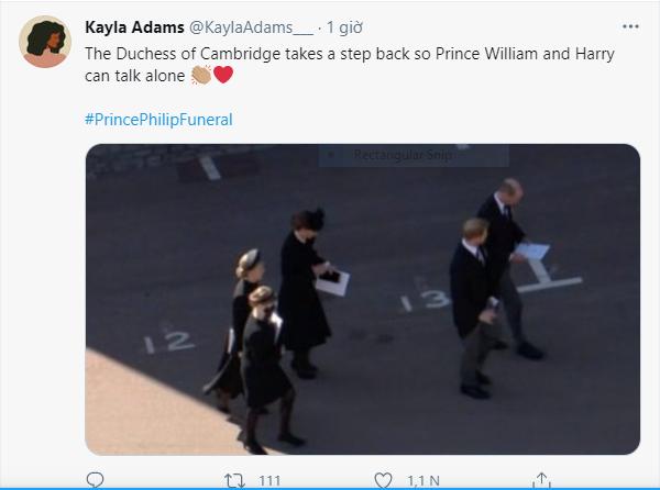 Chỉ một khoảnh khắc, Công nương Kate đã chứng minh cho cả thế giới thấy sự tinh tế của mình, dân mạng đồng loạt khen ngợi hết lời - Ảnh 8.