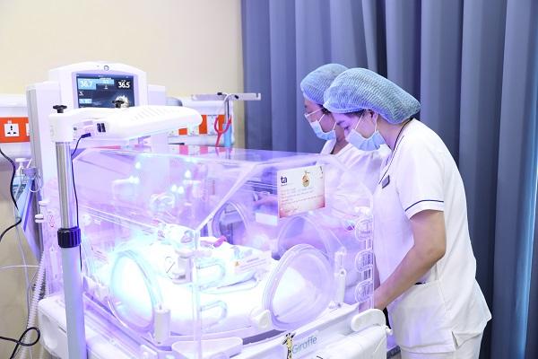 Giữ thai an toàn trong 5 tuần cho thai phụ bị mở cổ tử cung, nguy cơ vỡ ối sớm - Ảnh 2.