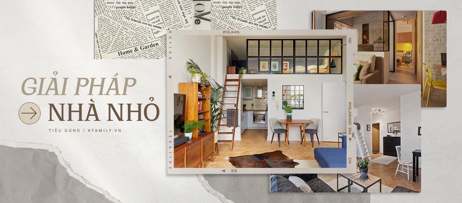 Căn hộ 30m² chiếm trọn cảm tình của người ngắm nhìn với thiết kế tối giản - Ảnh 8.