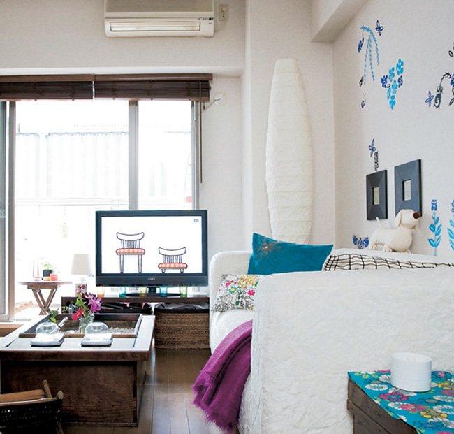 Căn hộ 30m² chiếm trọn cảm tình của người ngắm nhìn với thiết kế tối giản - Ảnh 2.