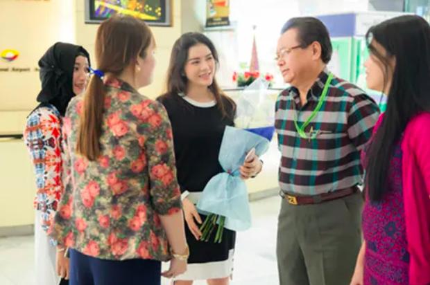 Nathan Lee nói gì về gia thế cực khủng mẹ là Giáo sư, bố là Vụ trưởng Bộ ngoại giao Trương Triều Dương? - Ảnh 10.