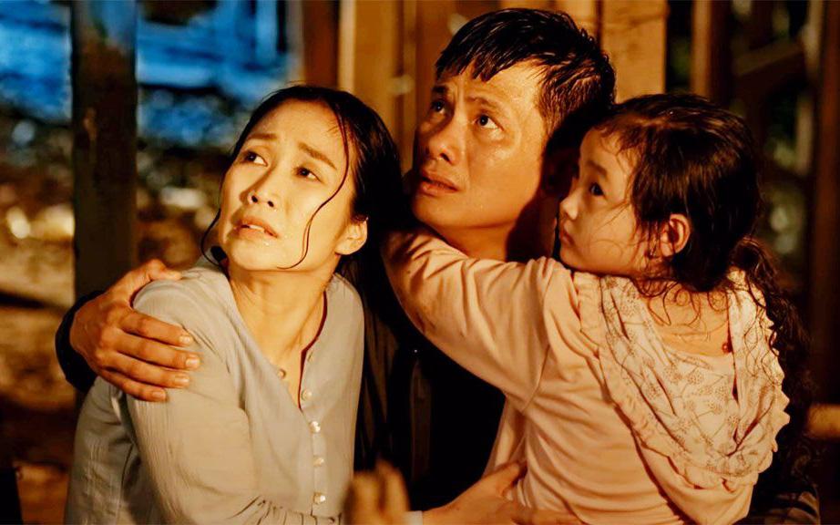 """Võ Thành Tâm của """"Lật Mặt"""": Vì gia đình, vì con cái, ông bố nào cũng có thể trở thành người hùng"""