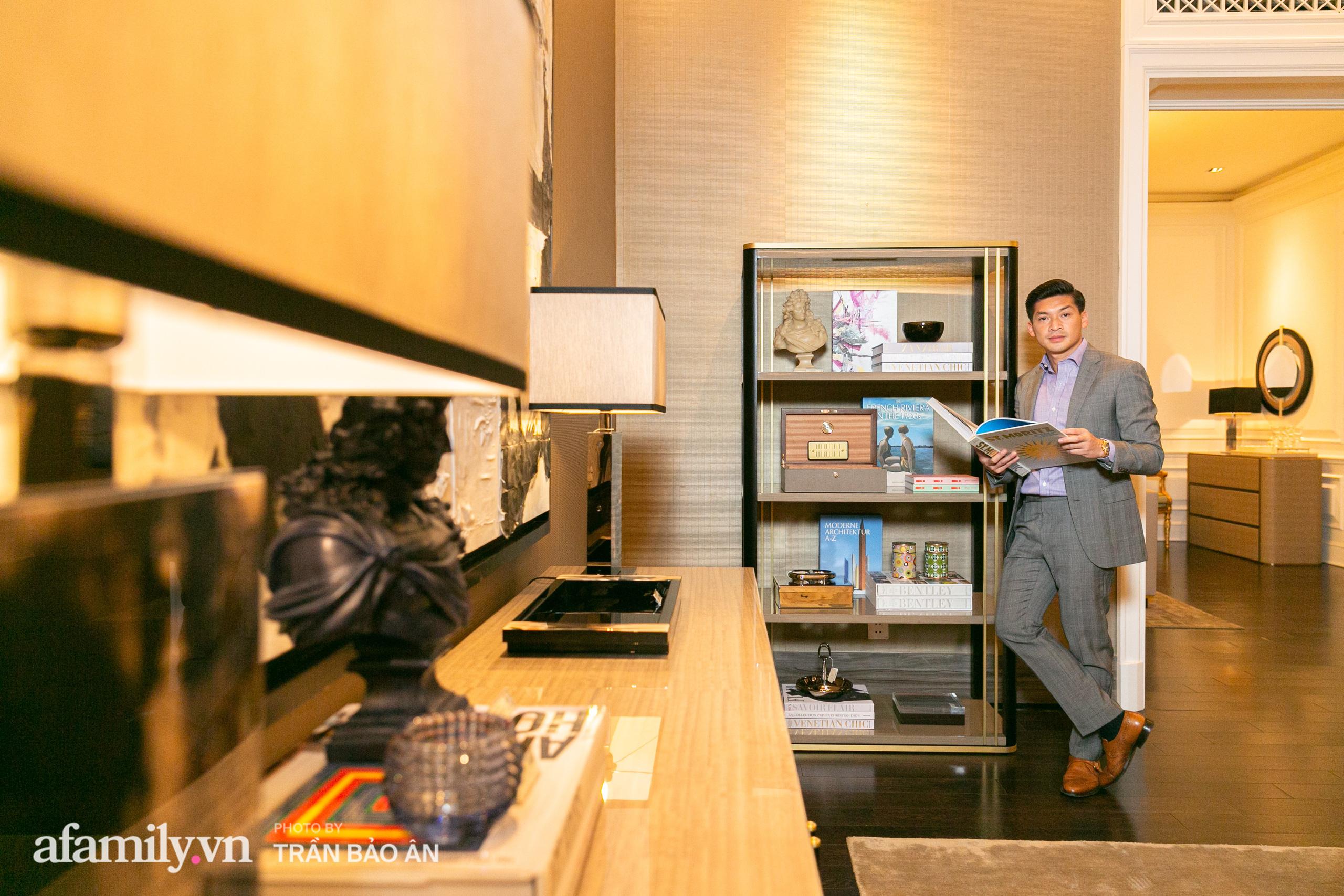 """Yves Huy Phan – CEO 30 tuổi đã làm chủ đế chế nội thất xa xỉ tiết lộ quá trình """"làm giàu"""" và điều bí mật ai cũng tò mò trong mối tình đồng giới với nhà thiết kế nổi tiếng - Ảnh 2."""