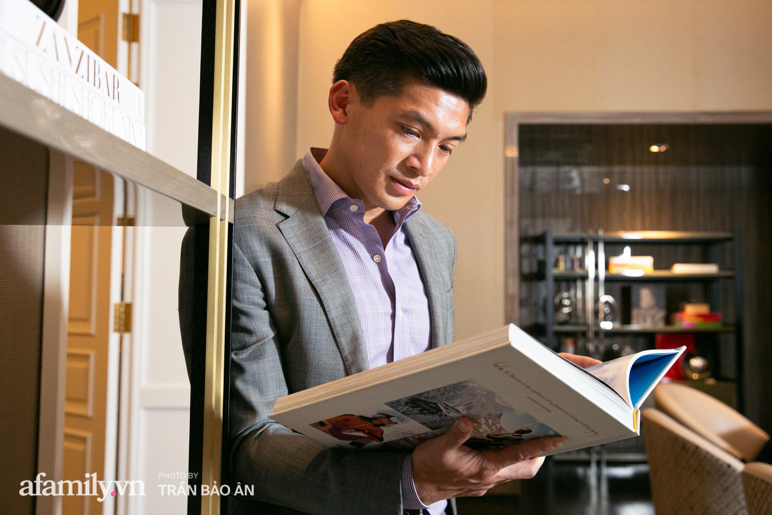 """Yves Huy Phan – CEO 30 tuổi đã làm chủ đế chế nội thất xa xỉ tiết lộ quá trình """"làm giàu"""" và điều bí mật ai cũng tò mò trong mối tình đồng giới với nhà thiết kế nổi tiếng - Ảnh 5."""