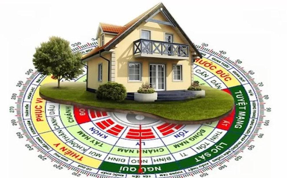 Người mệnh thổ nên mua nhà, xây nhà hướng nào? - Ảnh 2.