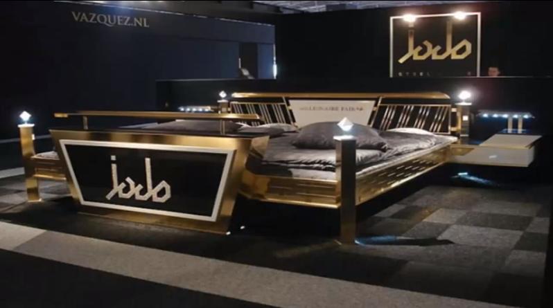 5 chiếc giường có giá đắt nhất trên thế giới, chiếc cuối cùng chạm ngưỡng hơn 145 tỷ đồng - Ảnh 4.