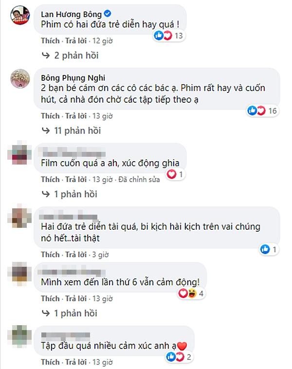 """""""Hương vị tình thân"""" mới lên sóng tập 1 đã khiến dân mạng khóc một dòng sông, dàn sao Việt thổn thức - Ảnh 8."""