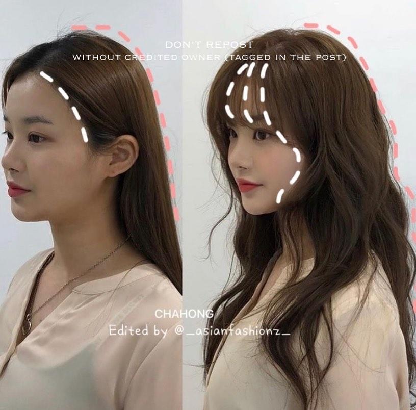 Nhìn vào 4 đặc điểm nhan sắc này, bạn sẽ biết mình có hợp để tóc mái không? - Ảnh 5.