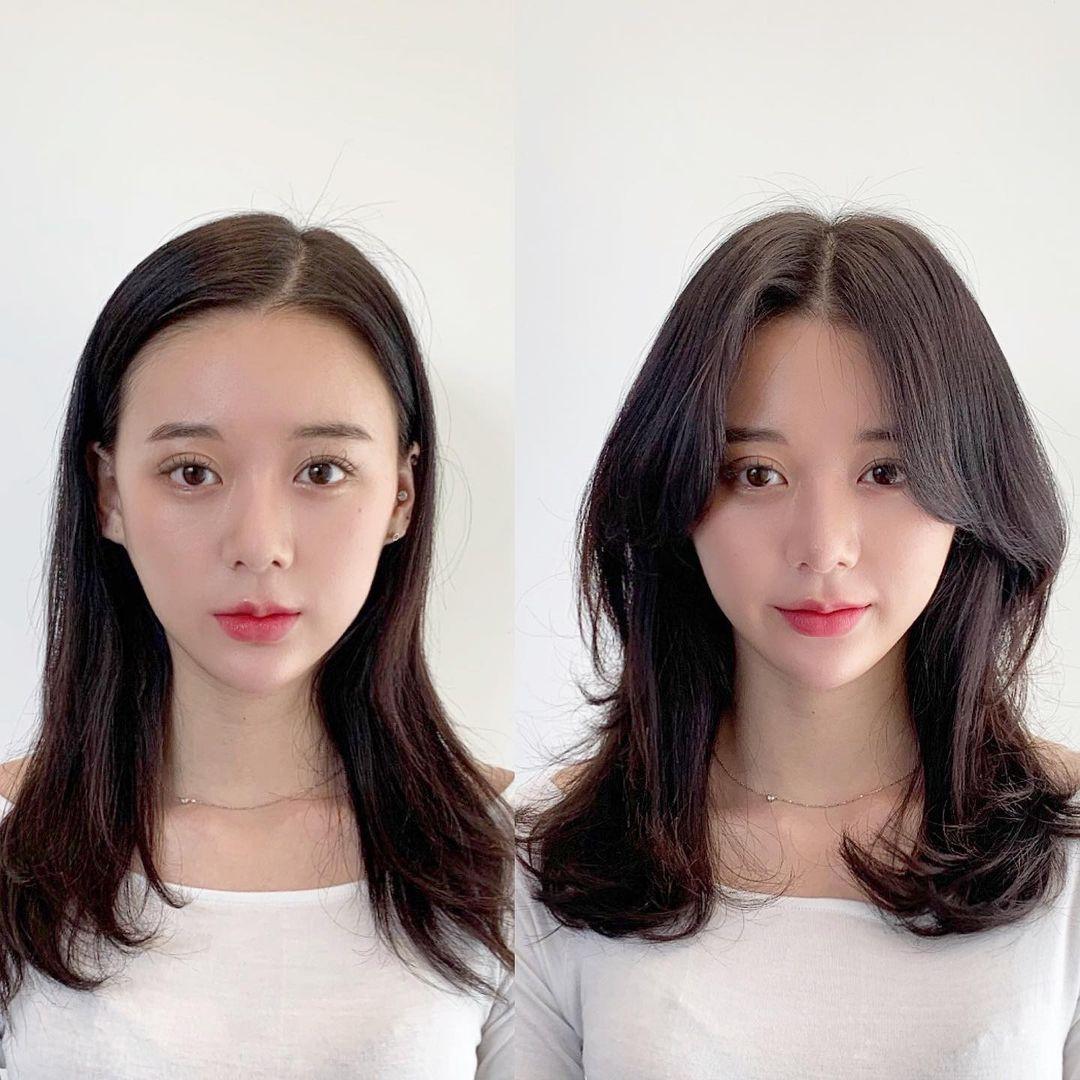 Nhìn vào 4 đặc điểm nhan sắc này, bạn sẽ biết mình có hợp để tóc mái không? - Ảnh 4.