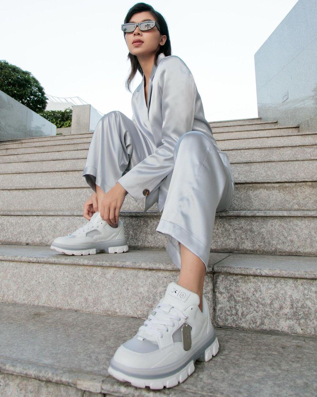 NTK Công Trí bắt tay Bitis Hunter tạo siêu phẩm sneaker mới, có gì hot mà netizen phát cuồng hết cả lên? - Ảnh 5.