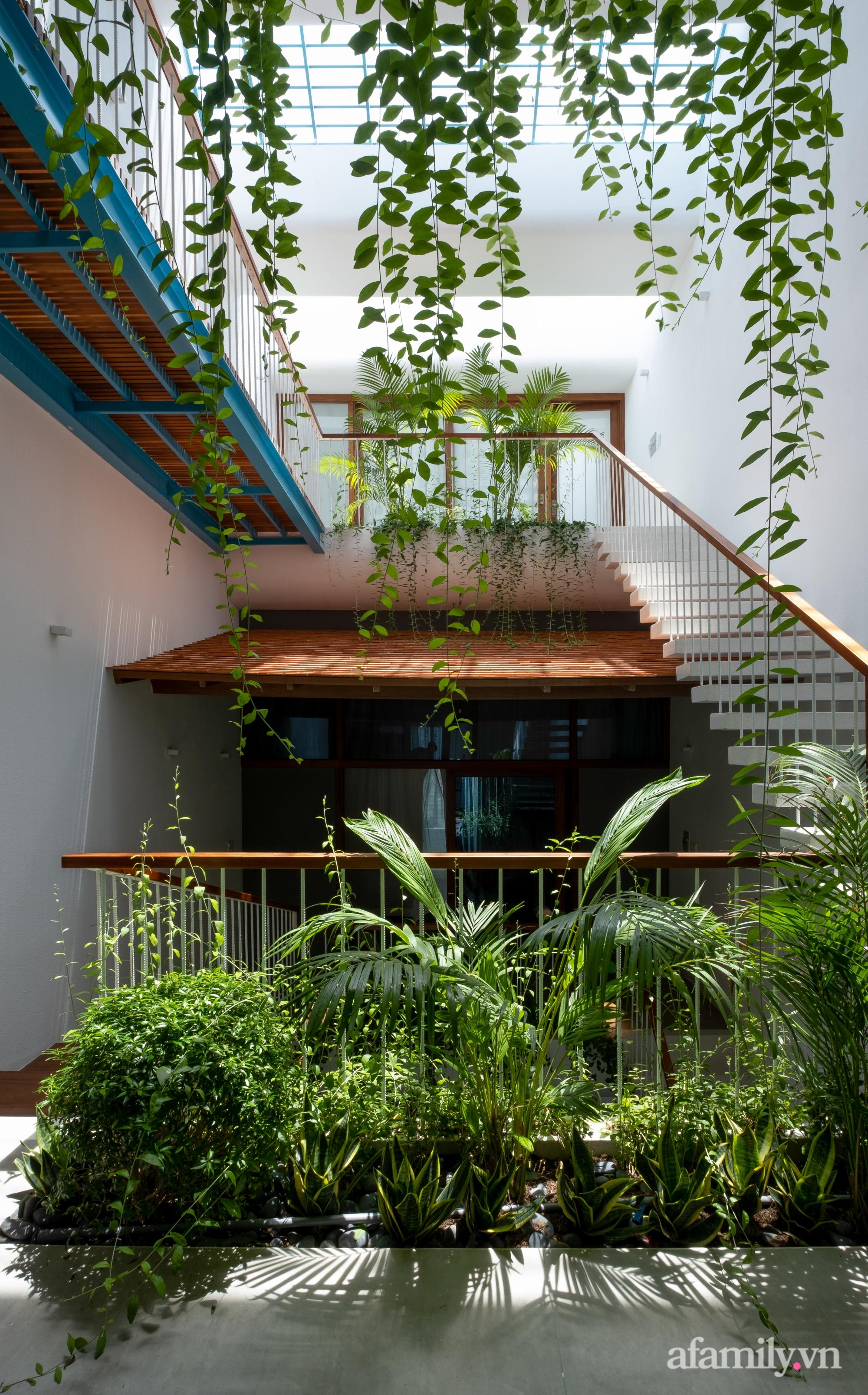 Nhà phố hướng Tây vẫn mát mẻ không cần điều hòa nhờ thiết kế gần gũi với thiên nhiên ở Nha Trang - Ảnh 7.