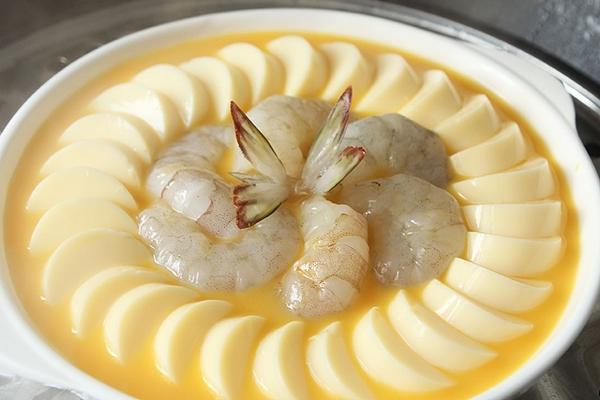 Thực đơn cơm tối có đậu phụ hấp tôm thì ngon cơm lại không ngán ngấy - Ảnh 10.