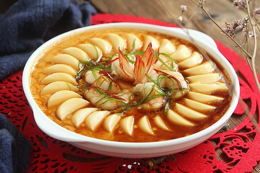 Thực đơn cơm tối có đậu phụ hấp tôm thì ngon cơm lại không ngán ngấy - Ảnh 12.