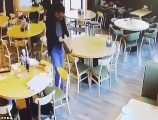 Vào nhà hàng ăn tối, cặp nam nữ gốc Á bị bắn chết tại chỗ, video ghi lại khoảnh khắc cuối đời gây ám ảnh kinh hoàng và mối quan hệ nhập nhằng khó hiểu - Ảnh 2.