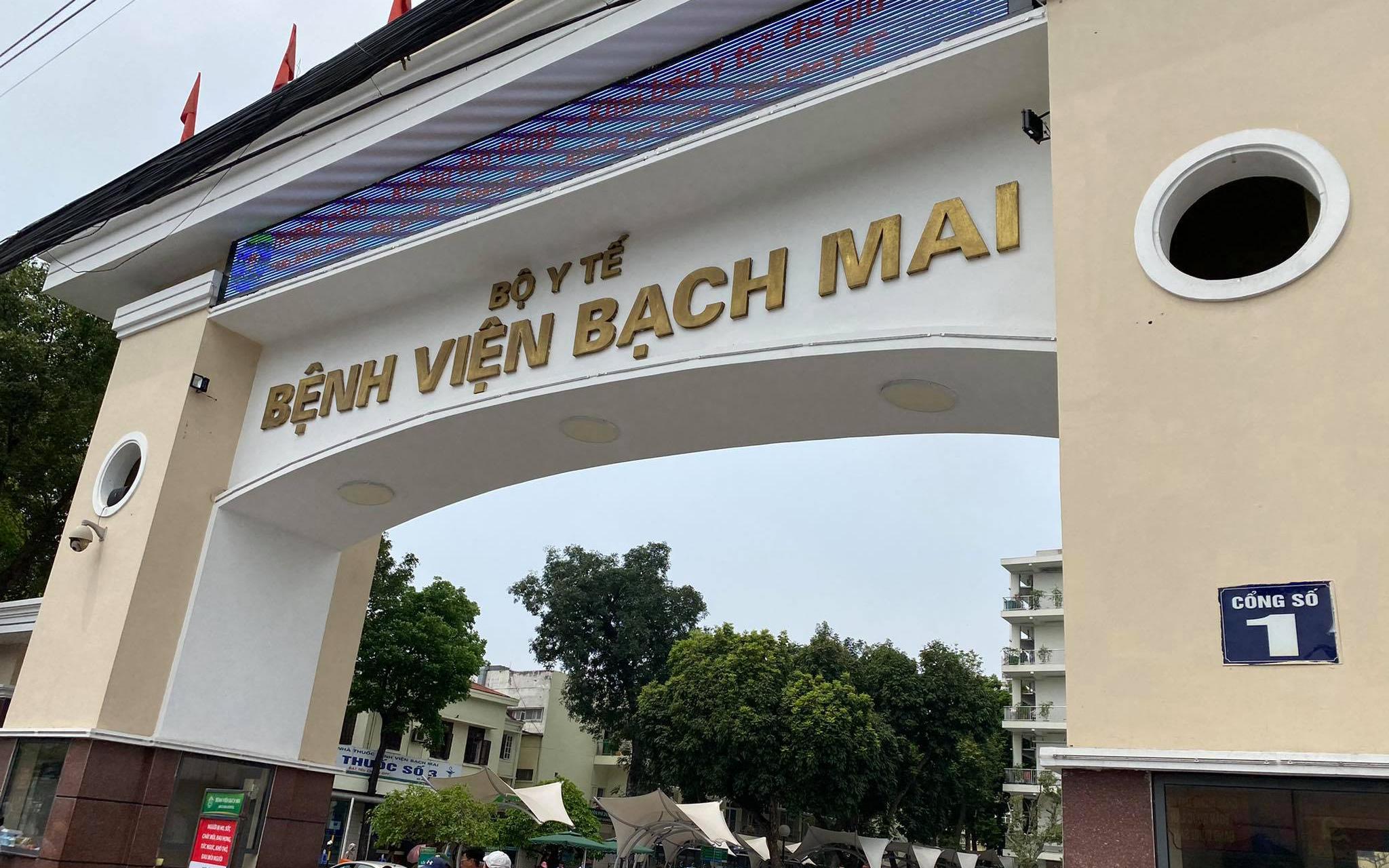 """Vụ nâng khống giá thiết bị y tế """"hút máu người bệnh"""" tại BV Bạch Mai: Đề nghị truy tố 8 bị can"""