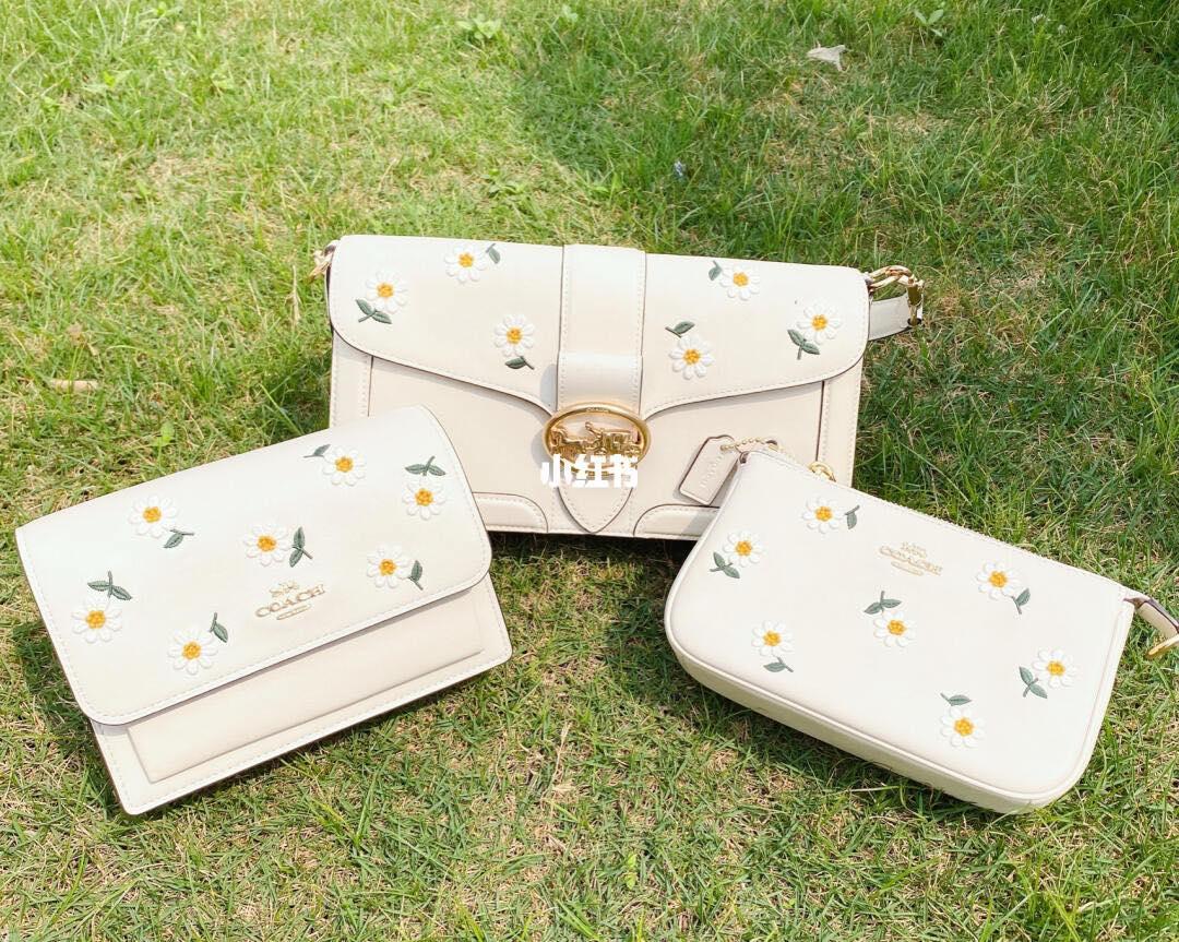 Túi Coach hoa cúc đang hot rần rần, đến hàng fake giá bằng 1/100 giá gốc cũng khiến dân tình phát cuồng - Ảnh 1.