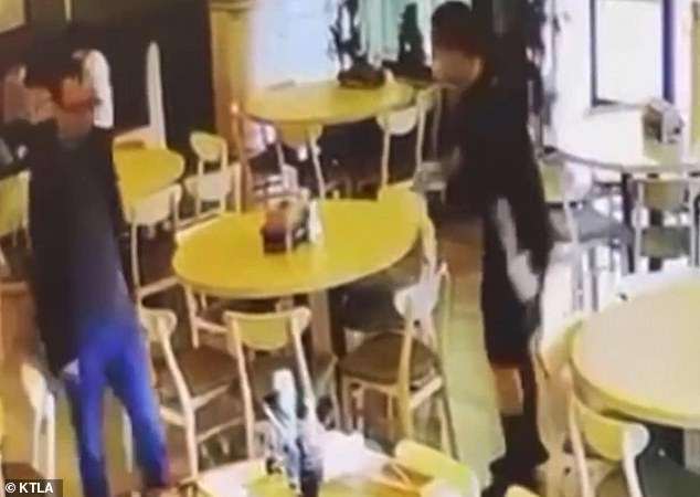 Vào nhà hàng ăn tối, cặp nam nữ gốc Á bị bắn chết tại chỗ, video ghi lại khoảnh khắc cuối đời gây ám ảnh kinh hoàng và mối quan hệ nhập nhằng khó hiểu - Ảnh 5.