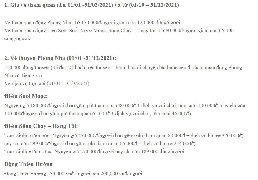 Trốn phố thị, 30/4 này gia đình bạn có thể chọn tour trải nghiệm Quảng Bình nắng gió với chi phí trọn gói từ 2,7 triệu - Ảnh 8.